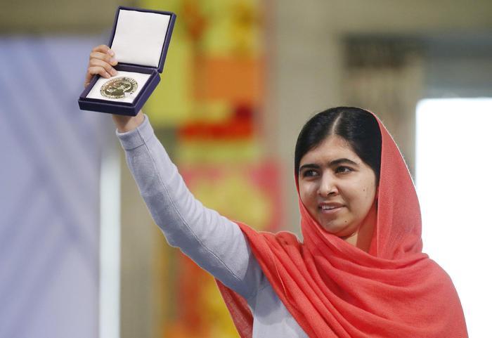 Malala Yousafzai - Mondo - ANSA.it
