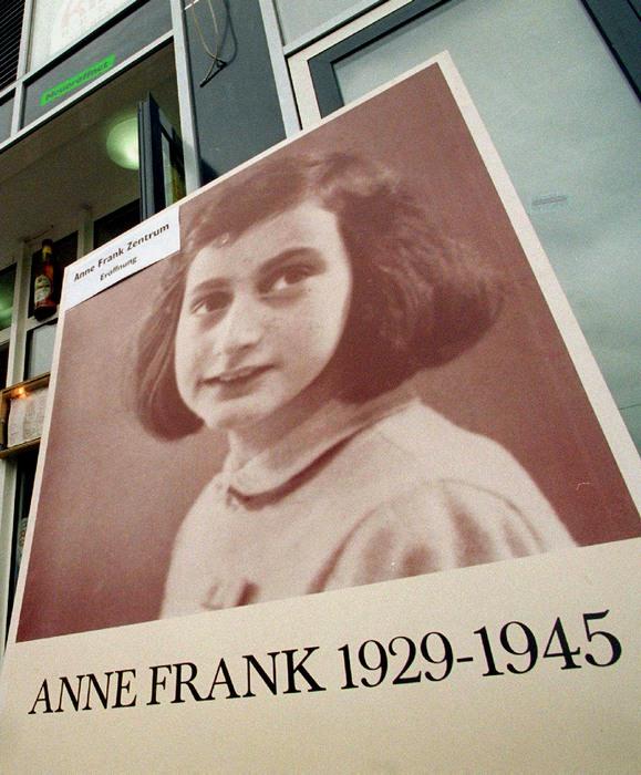 Germania: parla amica di Anna Frank