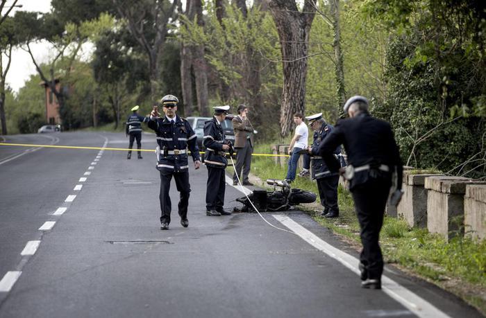 Incidenti stradali: muore centauro ad Azzano Decimo
