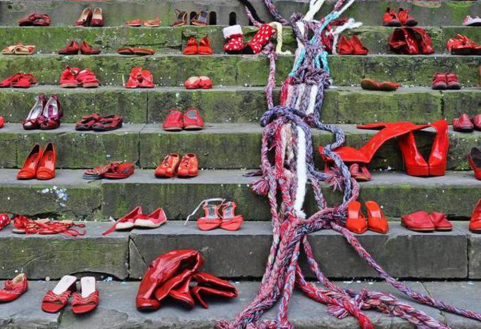 10++ Giornata Contro La Violenza Sulle Donne Simbolo