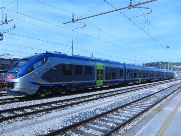 Donna travolta da treno a Fabro