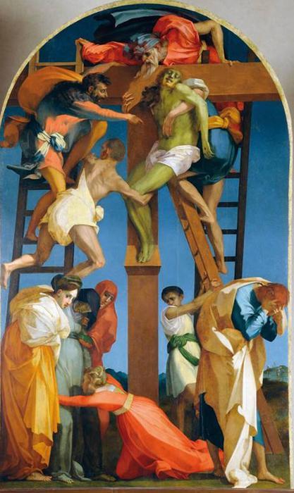 La 'Deposizione' del Rosso a Firenze - Arte
