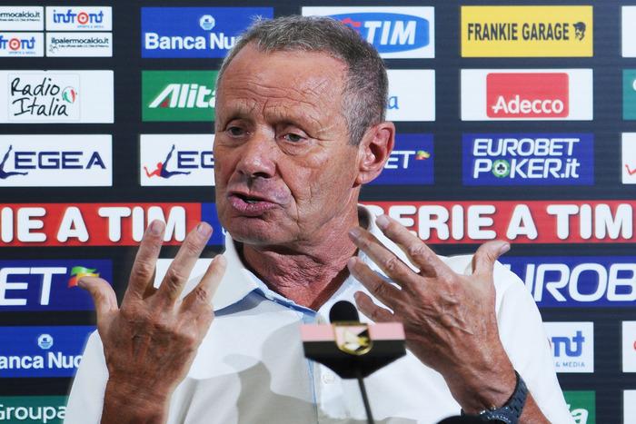 Calcio: Palermo; arrivato De Zerbi, oggi la firma