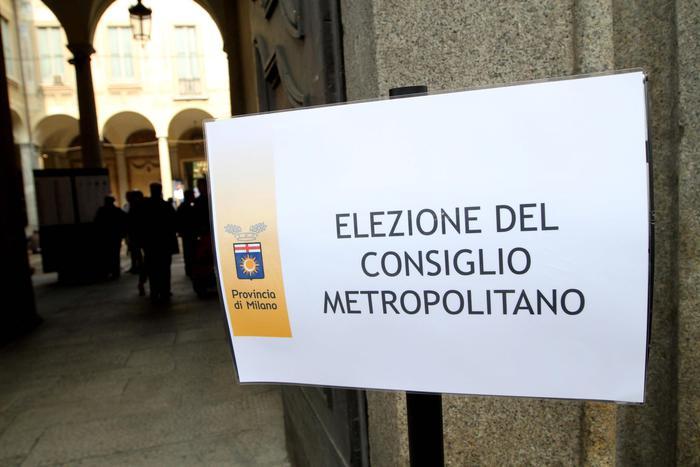 A Milano al voto per Città Metropolitana