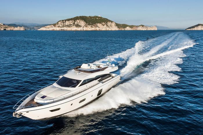 Nautica:Ferretti nel 2016 torna in utile
