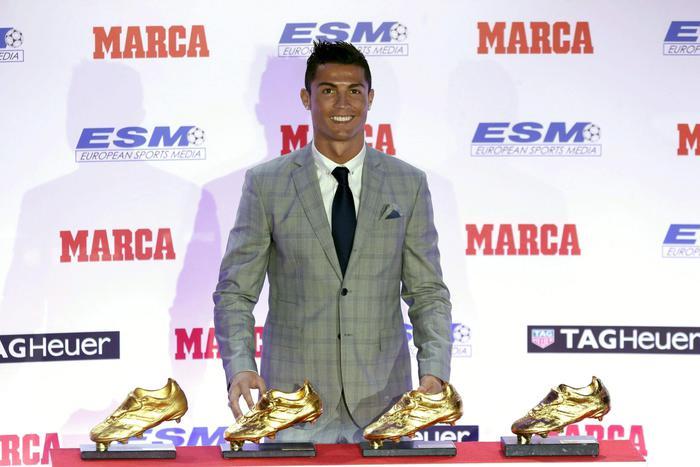Cristiano Ronaldo come non lavete mai visto
