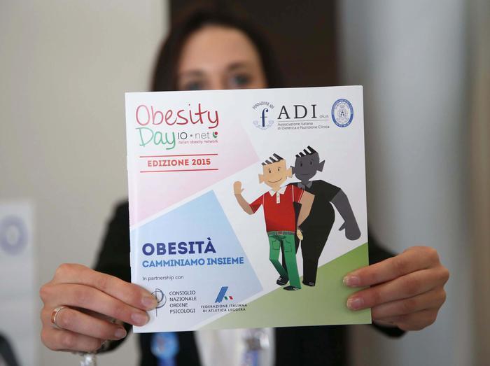 Molise, obeso il 14,6% della popolazione