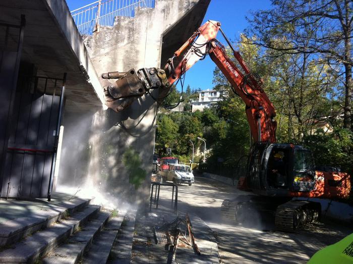 Sisma, rinviata Ascoli-Cesena