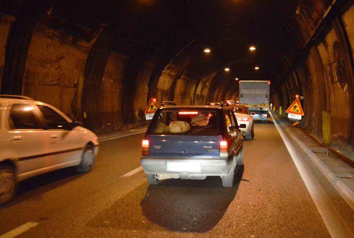 Notevoli rallentamenti raccordo Perugia