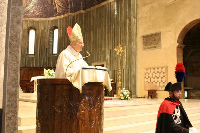 Chiesa: mons. Crepaldi celebra inizio nuovo Anno Pastorale