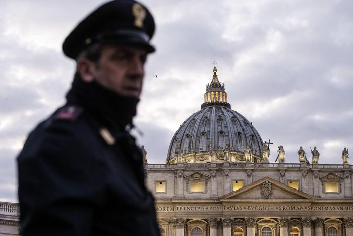 Maximum security at St. Peter's ahead of Jubilee
