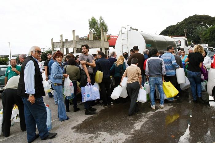 Messina ancora senz'acqua: attivato un bypass per soddisfare 1/3 necessità$