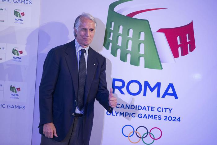 Roma'24: Malagò,comitato in liquidazione