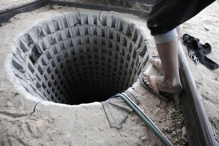 Gaza: crolla tunnel di Hamas, un morto - Medio Oriente