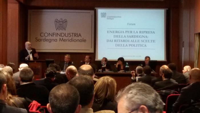 Confindustria subito piano energetico sardegna for Subito it arredamento sardegna