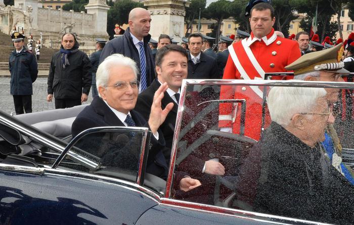 Mattarella, discorso da Presidente: