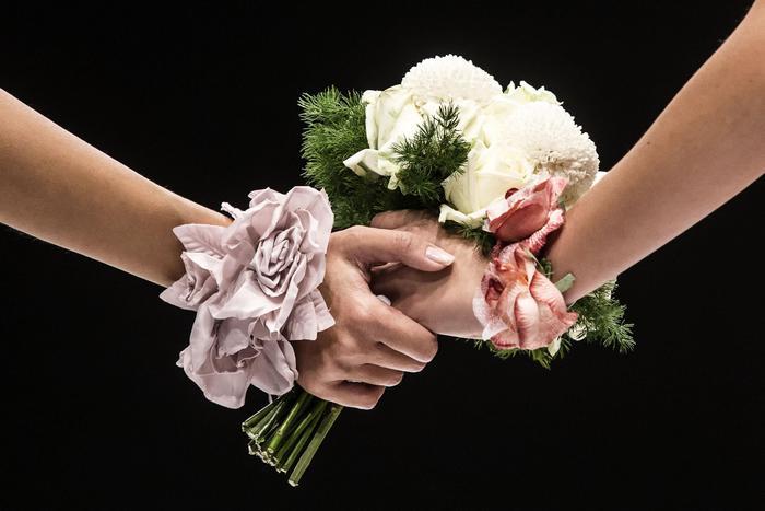 Due ex suore si sposano nel Torinese