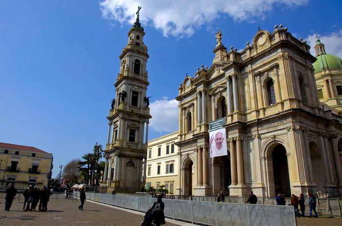 Papa: Santuari luoghi privilegiati