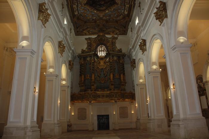 AllAquila svelato il restauro della Basilica di San Bernardino ...