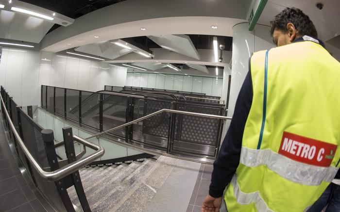 Metro C: Anac, oneri sicurezza duplicati, +30 milioni costi