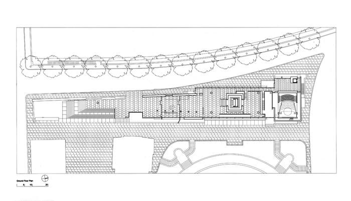 Renzo piano a maxxi progetto auditorium cultura for Progetti di renzo piano
