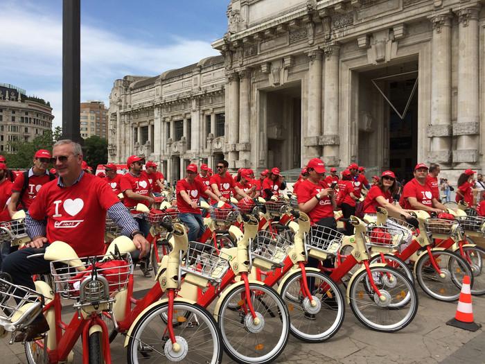 A Milano settimana mobilità sostenibile