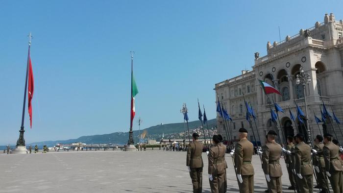 Leggi razziali: Comune Trieste,no piazza Unità per cerimonia