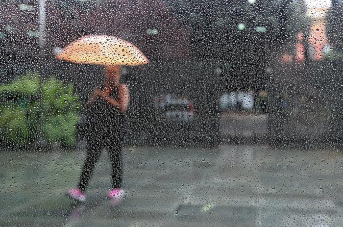 Maltempo: primi temporali in Veneto