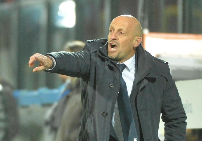 Lasagna mette ko lo Spezia,0-1 col Carpi