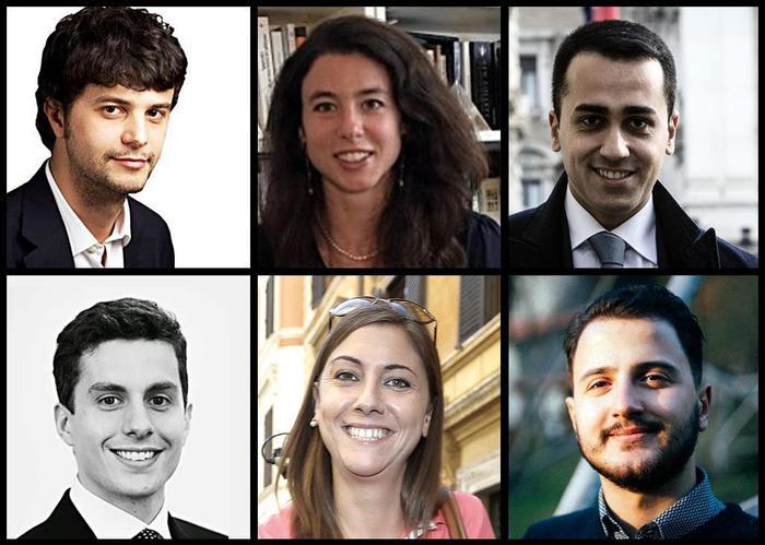 Ci sono 6 italiani nella classifica di forbes dei 30 for I parlamentari italiani