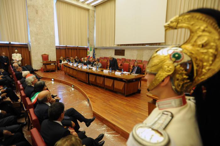 Inaugurato anno giudiziario in Sicilia: