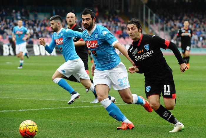 Calcio: Albiol in azzurro fino al 2020