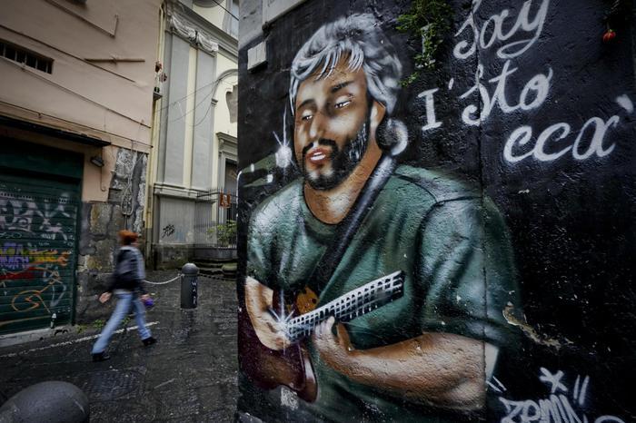 Pino Daniele, un anno dalla morte. Napoli lo ricorda così - Campania