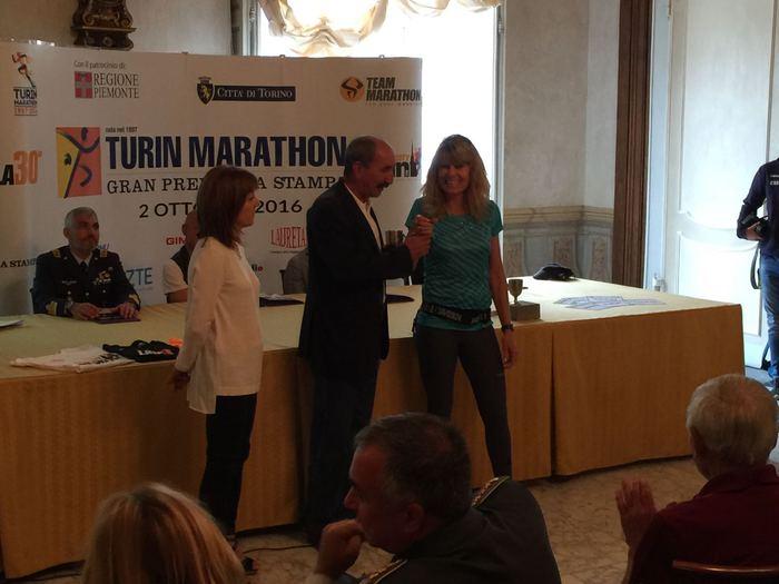 Turin Marathon,30a con Mondiale Militare