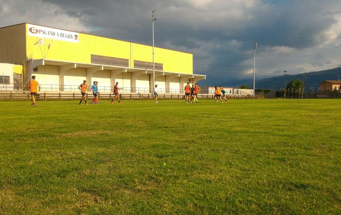Paganica Rugby, l'esordio domenica 2