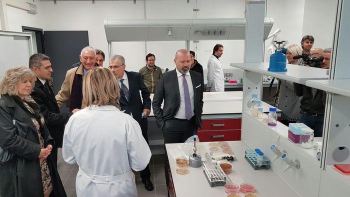Ricerca: inaugurato tecnopolo Parma