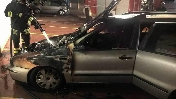 Sassari, bruciata auto a consigliere