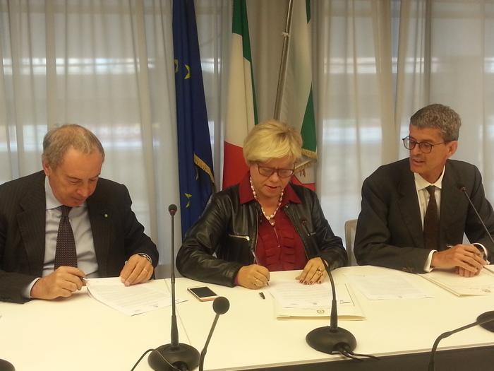 Pmi: accordo tra Sace, Simest e R.Puglia