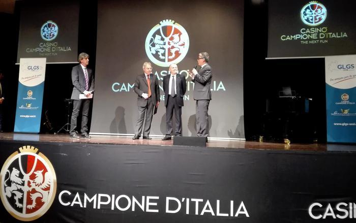 A Campione d'Italia la Notte dello Sport