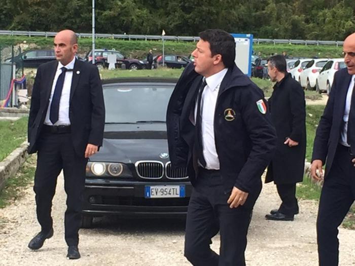 Sisma: Renzi, aiuto anche seconde case