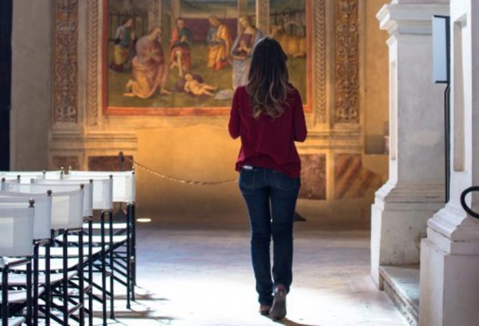 Restauro per 6 opere museo Montefalco