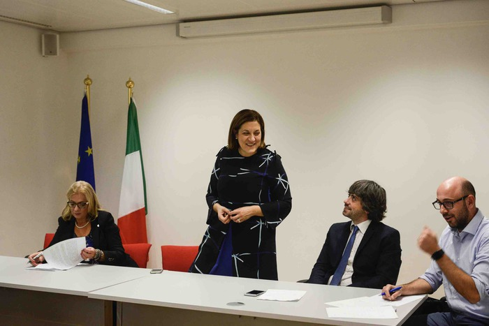 Intesa per Perugia Capitale giovani 2019