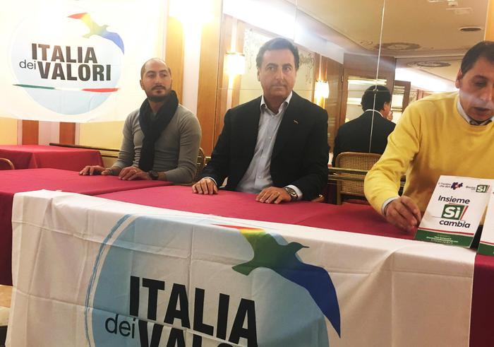 Referendum: Messina (Idv), sì alla riforma