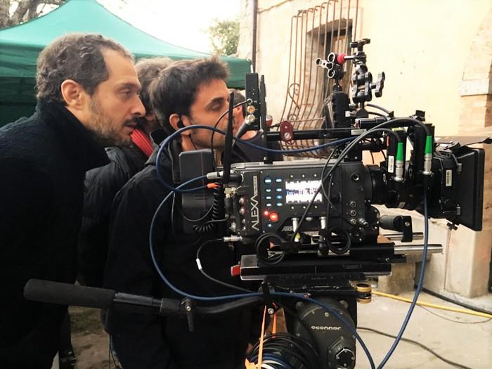 Santamaria, esordio regia con corto