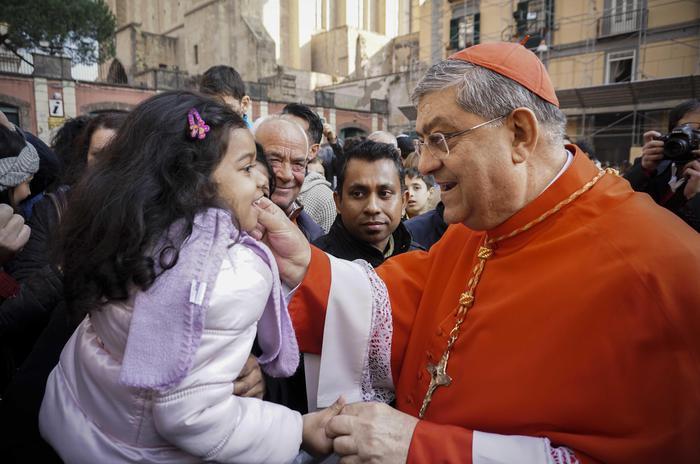 Beato Nunzio, Cardinal Sepe in Abruzzo