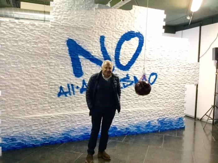 Autismo, Mogol in campo contro muri
