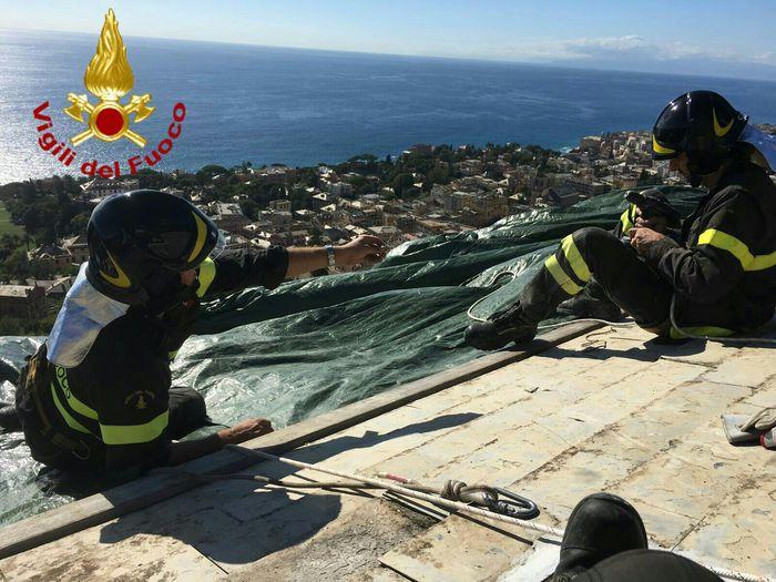 Proseguono interventi sicurezza pompieri