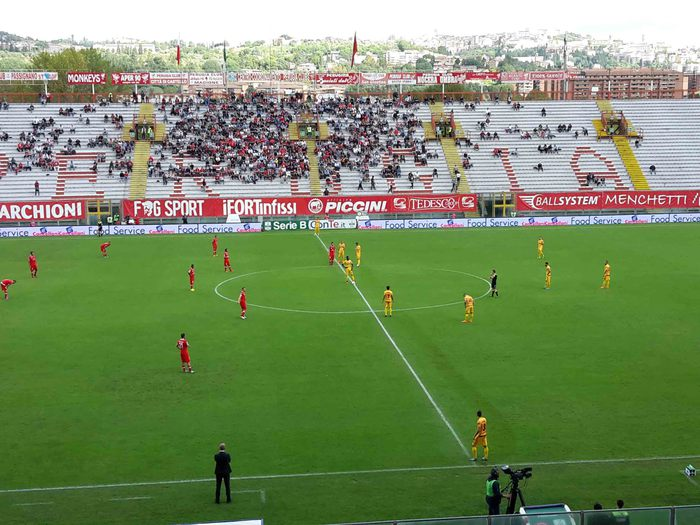Perugia supera il Cittadella al Curi
