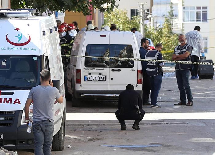 Spari contro stazione della polizia a Gaziantep
