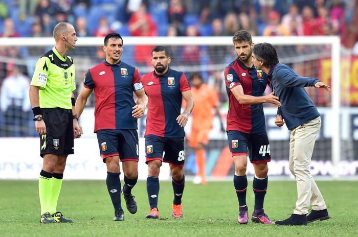 Genoa ancora in dieci, Empoli non morde
